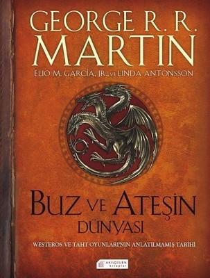 Buz ve Ateşin Dünyası George R. R. Martin Pdf E-kitap indir