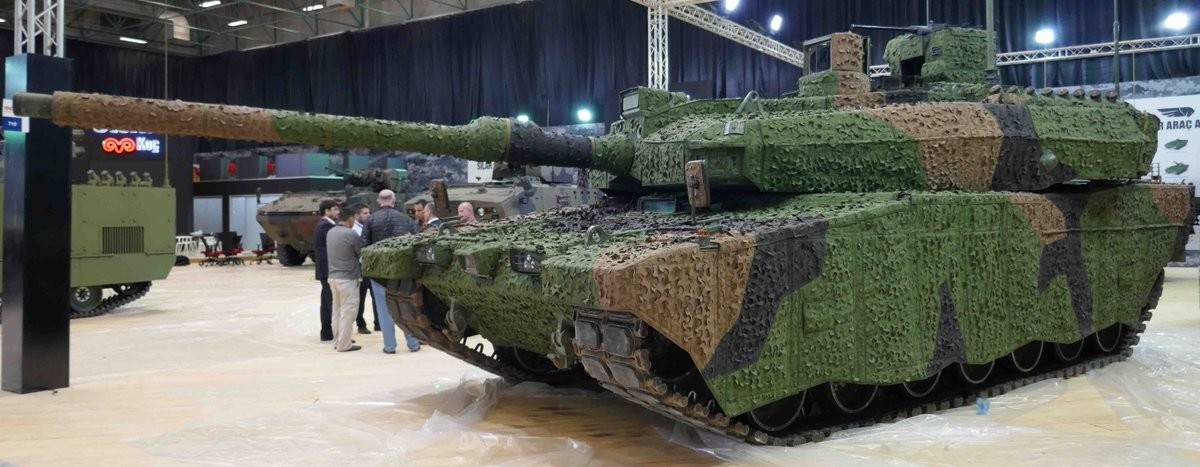 Altay MBT 015WE9