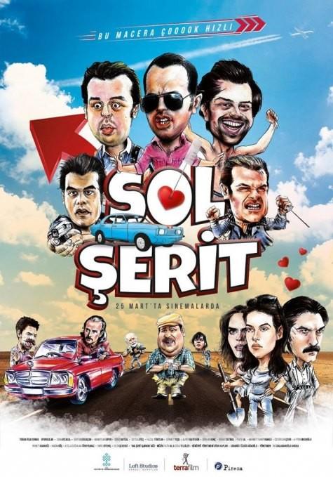 Sol Şerit 2016 HDTV XviD Yerli Film – Film indir
