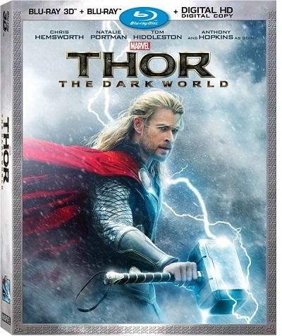 Thor: Karanlık Dünya - Thor: The Dark World 2013 M1080p 3D HSBS BluRay x264 Türkçe Dublaj