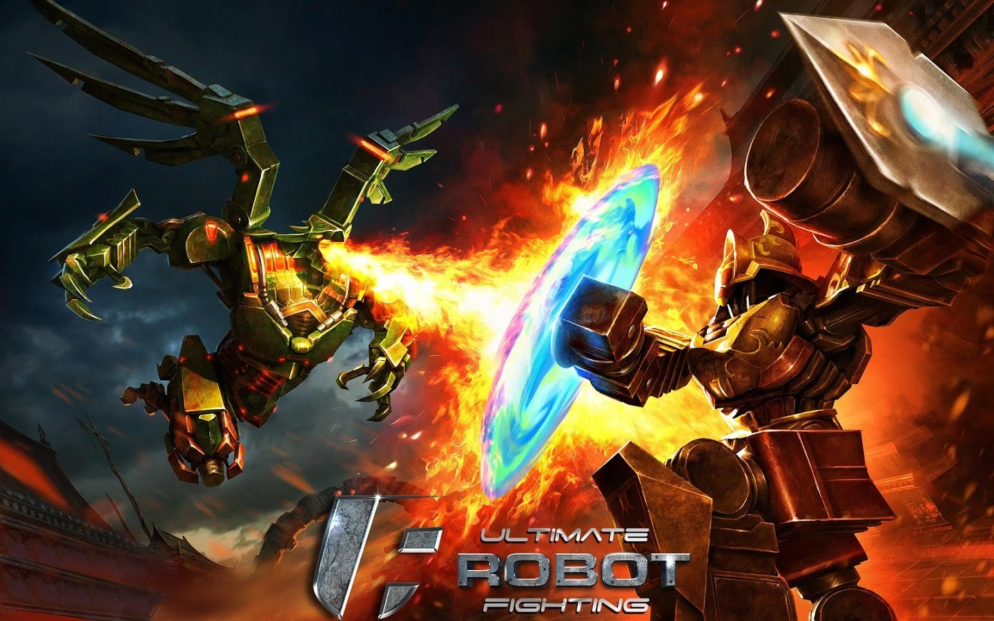 Ultimate Robot Fighting Apk