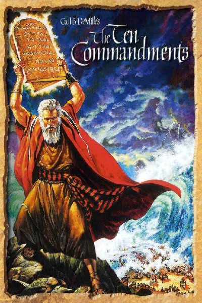 On Emir - The Ten Commandments 1956 720p Bluray x264 Türkçe Dublaj Kota Dostu Tek Link indir