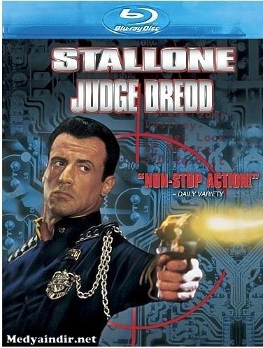 Yargıç - Judge Dredd (1995) BluRay 1080p Kota Dostu Türkçe Dublaj