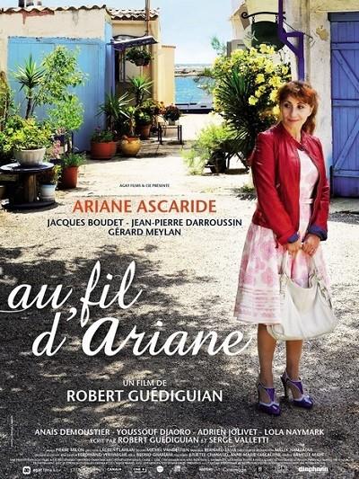 Ariane'nin Doğum Günü – Au fil d'Ariane 2014 (Türkçe Dublaj) BRRip XviD indir