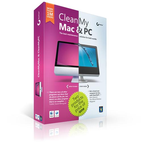MacPaw CleanMyPC 1.8.7.917 Full İndir 40 Euro Değerinde