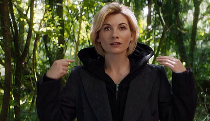 doctor who 13. doktor