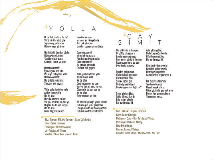Tarkan - 10 Yolla (2017) Klip Full Cover M4A MP3 CD Albüm İndir