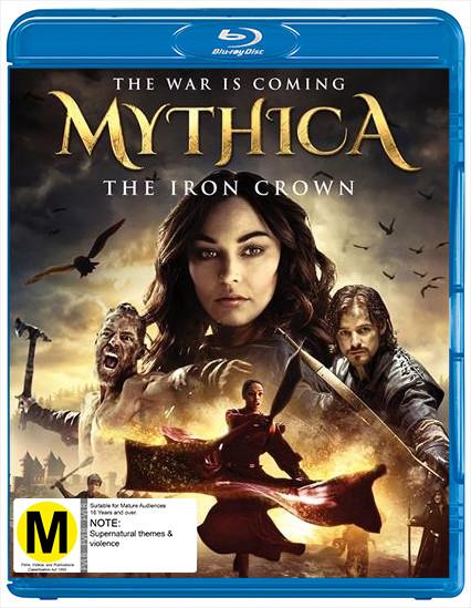 Kahramanların Yolu 2 – Mythica: The Darkspore – 2015 – BluRay 1080p (TR-EN)