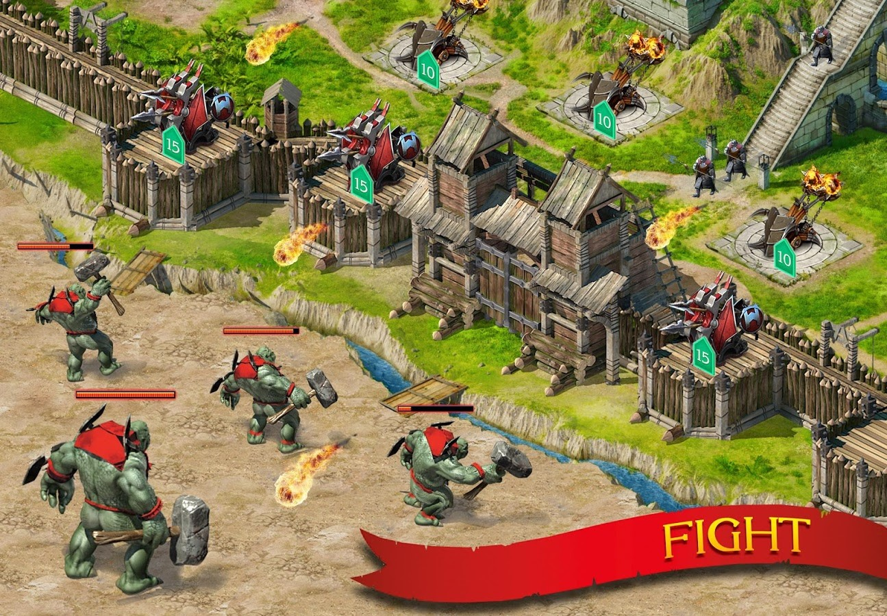 Stormfall: Rise of Balur Android Oyun