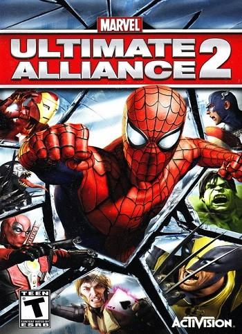 Marvel Ultimate Alliance 2 - CODEX   Full Oyun