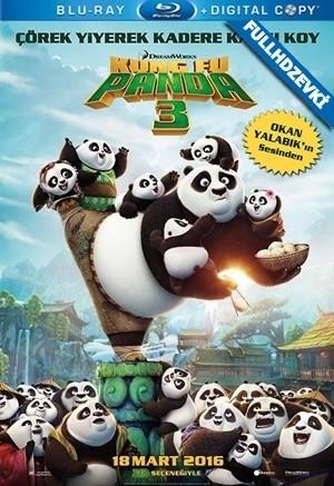 Kung Fu Panda 3 | 2016 | BluRay | DuaL TR-EN - Film indir - Tek Link indir