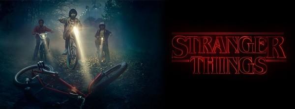 Stranger Things 1.Sezon afiþ