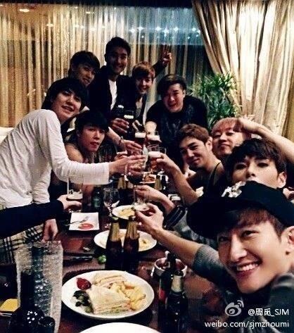 Super Junior Eski Fotoğrafları 0E4YAY