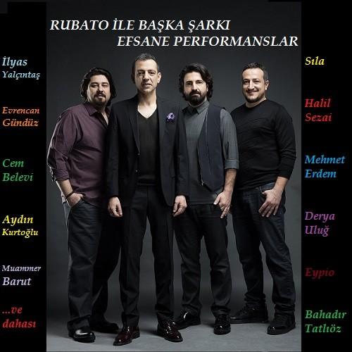 Kral Müzik - Rubato İle Başka Şarkı (2018) Full Albüm İndir