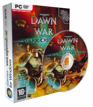 Warhammer 40000 – Dawn Of War Dark Crusade Full İndir