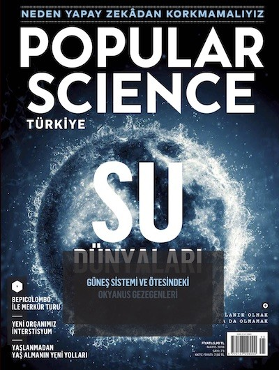 Popular Science Mayıs 2018