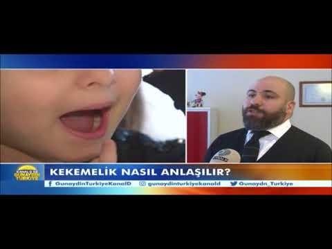Uzm. Dil ve Konuşma Terapisti Serkan Bengisu - Kanal D ile Günaydın Türkiye
