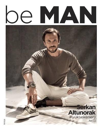 Be Man Mayıs 2018