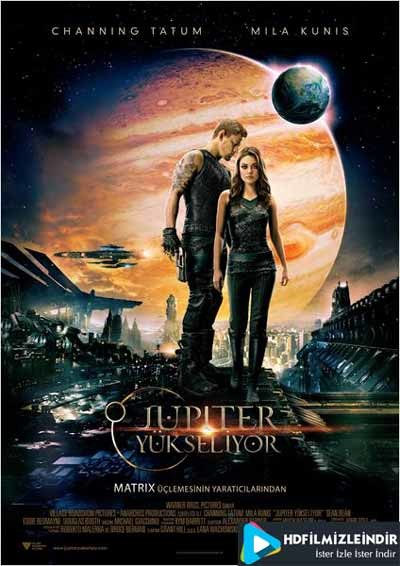 Jupiter Yükseliyor (2014) Türkçe Dublaj İzle İndir Full HD 1080p Tek Parça