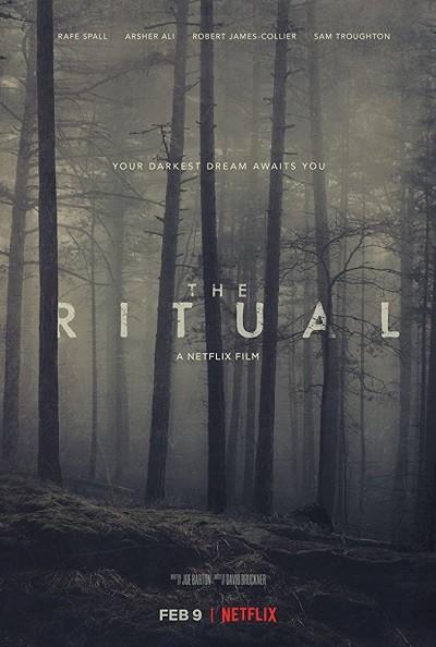 The Ritual 2017 Türkçe Dublaj indir