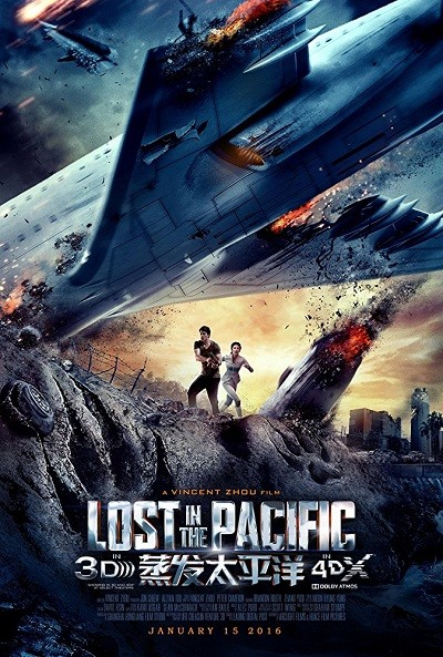 Pasifik'te Facia – Lost in the Pacific 2017 (HDRip – m1080p) Türkçe Dublaj indir