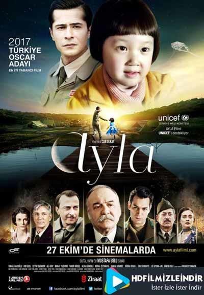 Ayla (2017) İzle İndir Full HD Yerli Film