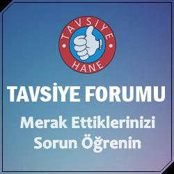 tavsiye forumu