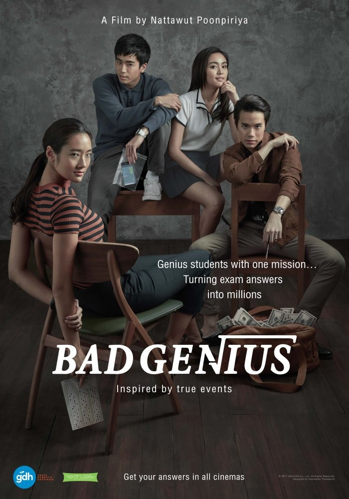 Bad Genius / Tayland / 2017 / Online Film İzle