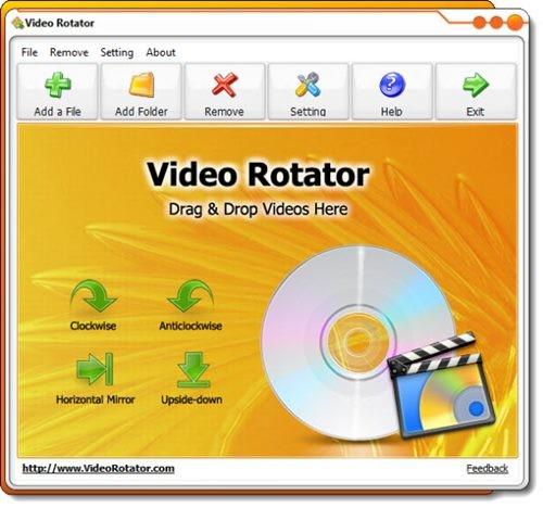 Video Rotator 4.1