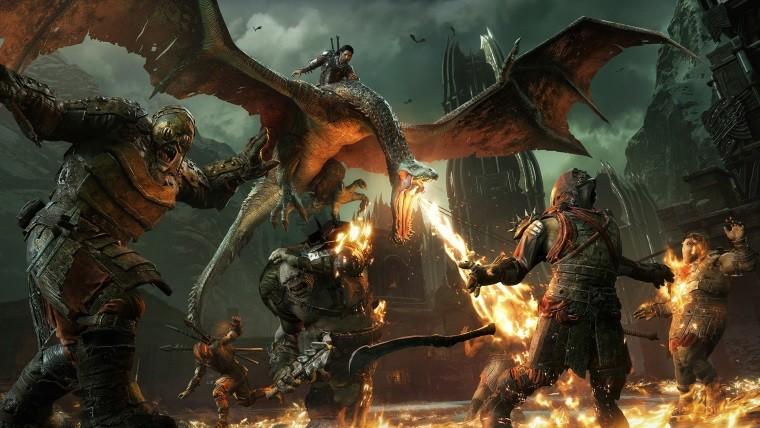 Shadow of War PC Satışlarında Rekor Kırıyor!