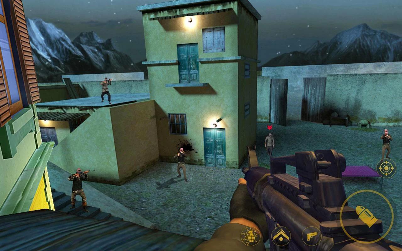 Yalghaar: FPS Gun Shooter Game Android