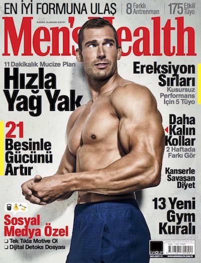 Men's Health Kasım 2017
