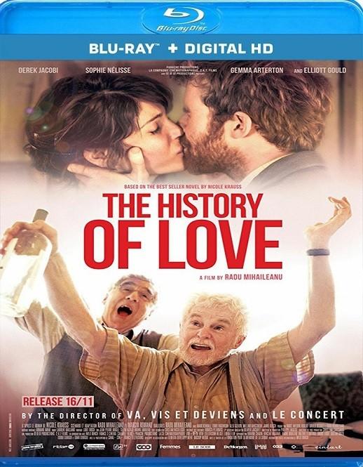 Aşk Notları – The History of Love   2016   1080p   DUAL BluRay