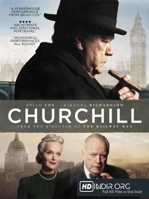 Churchill (2017) Türkçe Dublaj HD Film İndir