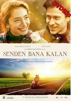Senden Bana Kalan 2015 DVDRip XviD – Tek Link