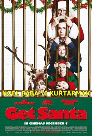 Noel Baba'yı Kurtarmak – Get Santa | 2014 | HDRip XviD | Türkçe Dublaj