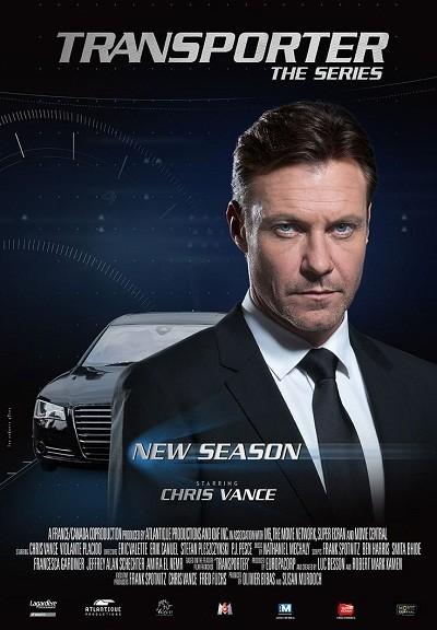 Taşıyıcı  Transporter: The Series  2.Sezon  Tüm Bölümler  HDTV  İndir İzle