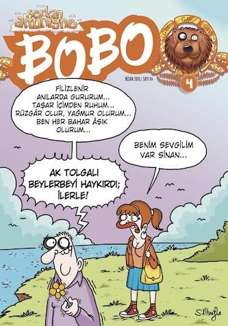Bobo Nisan 2019