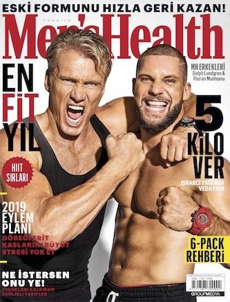 Men's Health Ocak 2019