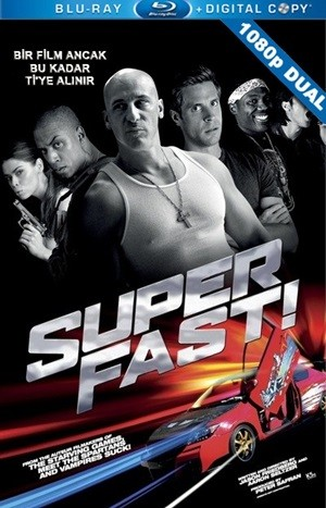 Süper Hızlı – Superfast! 2015 BluRay 1080p x264 Dual TR-EN – Tek Link
