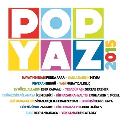 Türkçe Pop Yaz Şarkıları 2015 Yerli Albüm İndir