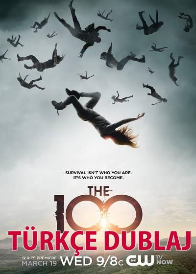 The 100 (1-2-3.Sezon) Tüm Bölümler (Türkçe Dublaj) WEB-DL XviD – indir