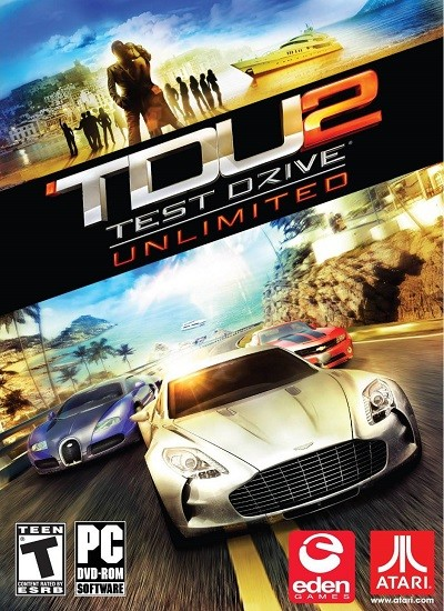 Test Drive Unlimited 2 Complete – PROPHET – Full Game – Tek Link