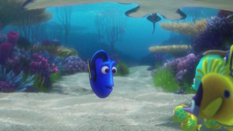 Kayıp Balık Dori – Finding Dory | 2016 | BRRip XViD | m720p | m1080p | m3D | Türkçe Dublaj | Tek Link indir