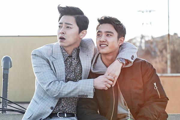 """Do Kyung-Soo ve Jo Jung-Suk'un Filmi """"My Annoying Brother"""" Gişede Büyük Bir Başarı Elde Etti"""