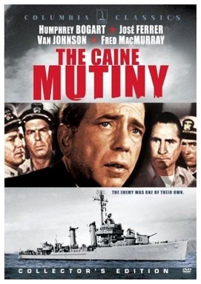 Denizde İsyan - The Caine Mutiny (1954) full türkçe dublaj film indir