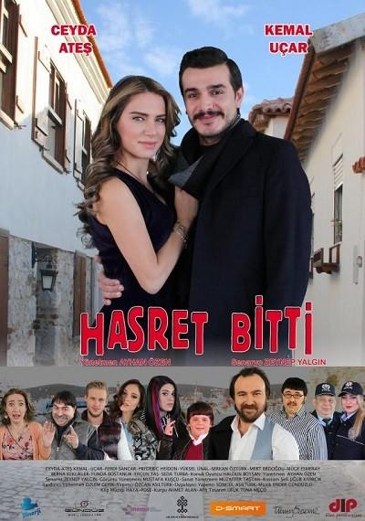 Hasret Bitti 2016 (Yerli Film) 720p – HDTV XviD – indir