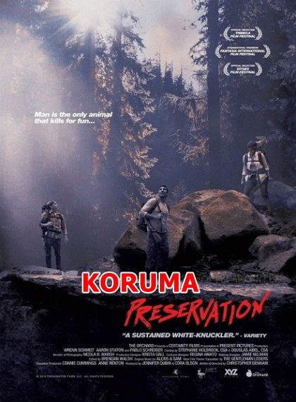 Koruma – Preservation 2014 BRRip XviD Türkçe Dublaj – Tek Link