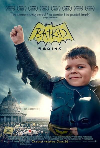 Batkid Begins 2015 HDRip XviD Türkçe Dublaj  İndir