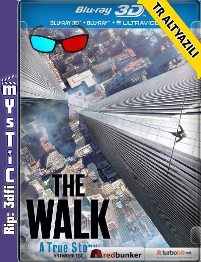 The Walk - Tehlikeli Yürüyüş (2015) (BluRay m1080p 3d HSBS) Türkçe Altyazılı mkv indir